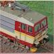 H0 - elektrická lokomotiva řady 371 -Pepin- ČD ep.V-VI