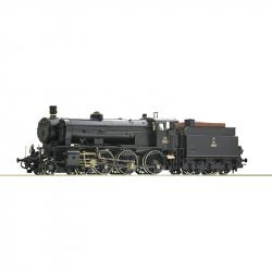 H0 - parní lokomotiva Rh 209 BBÖ ep.II digi+zvuk
