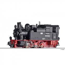 H0e - parní lokomotiva 99 4102-2 DR ep.IV