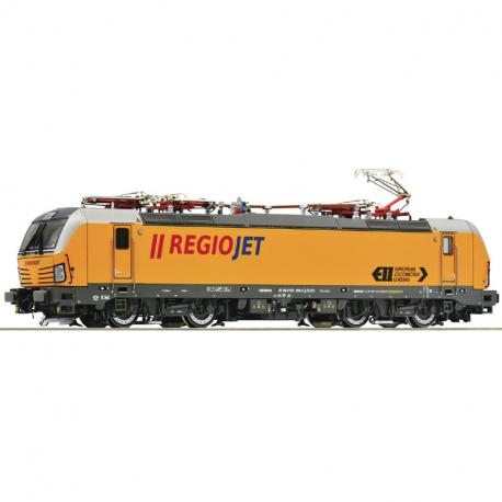 H0 - elektrická lokomotiva BR 193 -Regiojet- ep.VI digi+zvuk