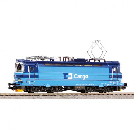 H0 - elektrická lokomotiva řady 240 -Laminátka- ČD ep.VI