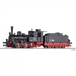 TT - parní lokomotiva řady  89 6009 DR ep.III