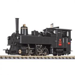 H0e - parní lokomotiva řady U No 1 -RAIMUND Zillertalbahn- ep.III