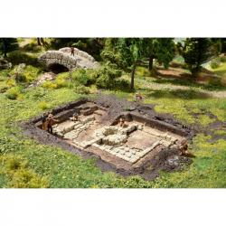 H0,TT,N - archeologické naleziště  římských termálních lázní