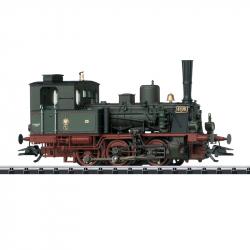 H0 - parní lokomotiva T 3 KPEV ep.I